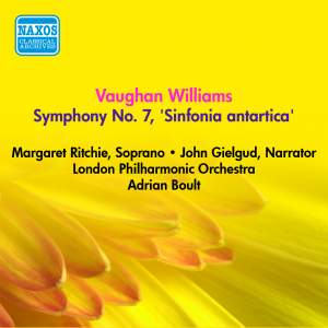 Vaughan Williams: Symphony No. 7 'Sinfonia antartica'