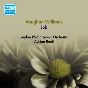 Vaughan Williams: Job - A Masque for Dancing