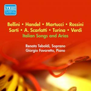 Vocal Recital: Italian Songs and Arias
