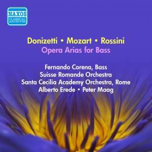 Opera Arias for Bass