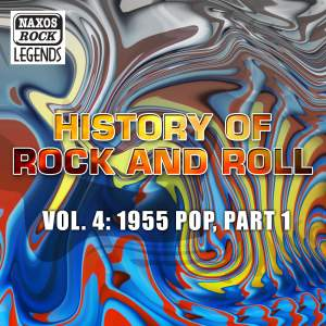 History Of Rock And Roll, Vol. 4: 1955 Pop, Part 1 Product Image