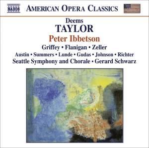 Taylor, J D: Peter Ibbetson, Op. 20