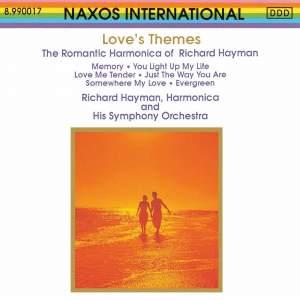 Love's Themes: The Romantic Harmonies of Richard Hayman Product Image
