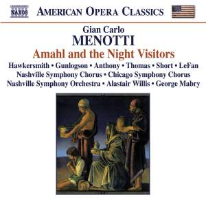 Menotti - Amahl and the Night Visitors Product Image