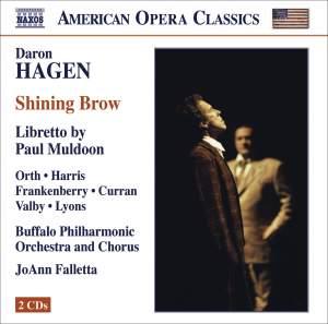 Hagen, D A: Shining Brow