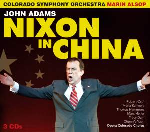 Adams, J: Nixon in China Product Image