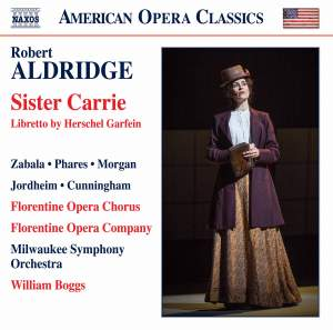 Aldridge: Sister Carrie Product Image