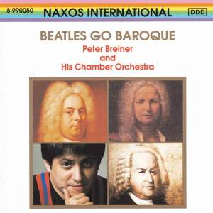Beatles Go Baroque Product Image