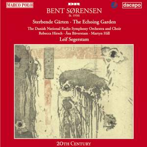 Sørensen, B: Sterbende Garten (The Echoing Garden)