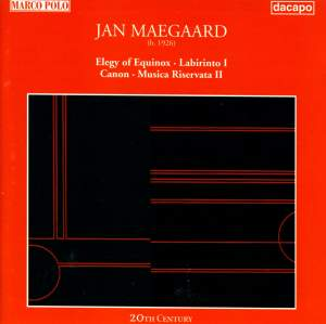 Maegaard: Musica Riservata II