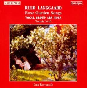 Langgaard: Rose Garden Songs