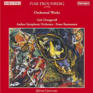 Ivar Frounberg: Orchestral Works Product Image