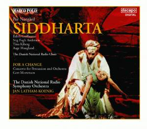 NORGARD: Siddharta / Percussion Concerto, 'For a Change'