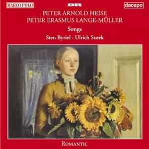 Peter Arnold Heise & Peter Erasmus Lange-Müller: Songs