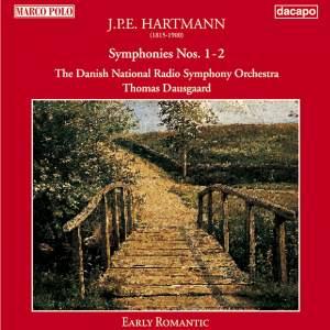 J P E Hartmann: Symphonies Nos. 1 & 2