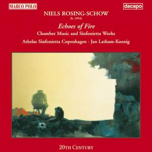 Niels Rosing-Schow: Echoes of Fire Product Image