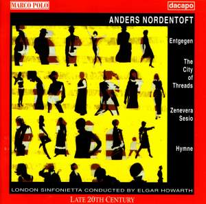Anders Nordentoft: Entgegen/the City of Threads