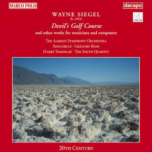 Siegel: Devil's Golf Course / Eclipse / Tracking