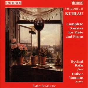 Kuhlau: Complete Sonatas for Flute and Piano Product Image
