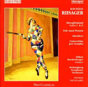 Riisager: Works for Trumpet & Orchestra