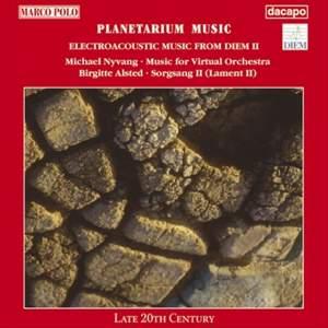 Planetarium Music