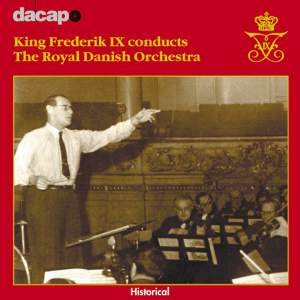 King Frederick IX Conducts the Royal Danish Orchestra