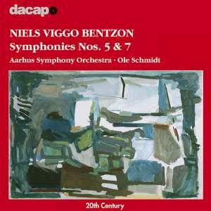 Bentzon: Symphonies Nos. 5 and 7