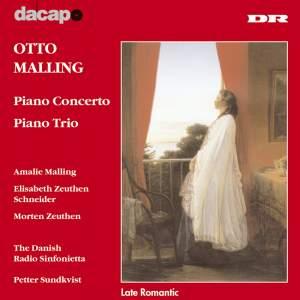 Malling, O.: Piano Concerto Product Image