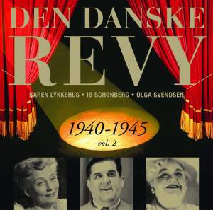Danske Revy (Den): 1940-1945, Vol. 2 (Revy 16) Product Image