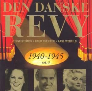 Danske Revy (Den): 1940-1945, Vol. 5 (Revy 19) Product Image