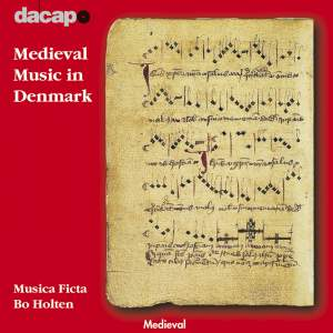 Medieval Music in Denmark Product Image