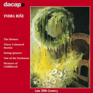 Rise: The Return, Three Coloured Stories & String Quartet Product Image