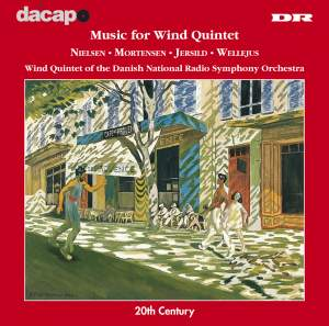Music For Wind Quintet Product Image