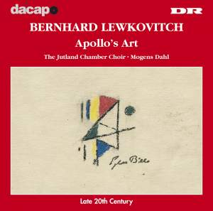 Bernhard Lewkovitch: Apollo's Art Product Image