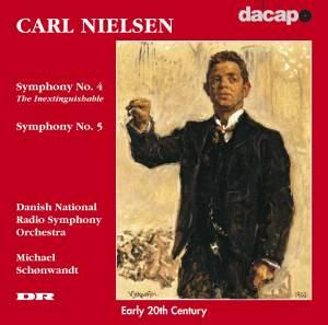 Nielsen: Symphony No. 4, Op. 29 (FS76) 'The Inextinguishable', etc.