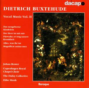 Buxtehude: Vocal Music, Vol. 2 Product Image