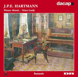 Hartmann: Piano Music Product Image