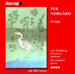 Per Nørgard: Songs Product Image
