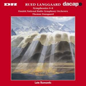 Langgaard: Symphonies Nos. 6-8