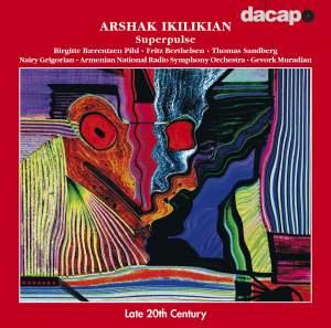 Arshak Ikilikian: Superpulse