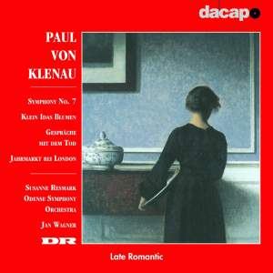 Paul von Klenau: Symphony No. 7 and other works Product Image