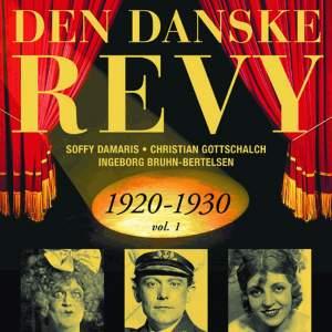 Danske Revy (Den): 1920-1930, Vol. 1 (Revy 4)