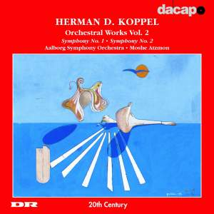 KOPPEL, H.: Symphonies Nos. 1 and 2 (Aalborg Symphony, Atzmon)