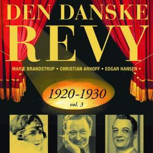Danske Revy (Den): 1920-1930, Vol. 3 (Revy 6)