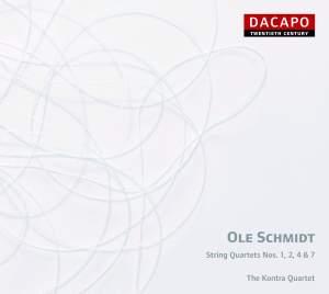 SCHMIDT, O.: String Quartets, Vol. 1