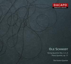 SCHMIDT, O.: String Quartets, Vol. 2