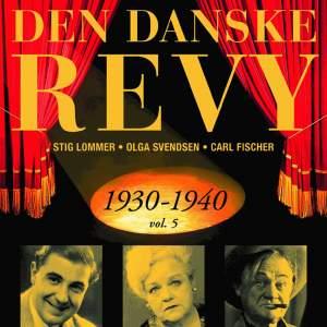 Danske Revy (Den): 1930-1940, Vol. 5 (Revy 12) Product Image