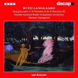 Langgaard, R: Symphony No. 4 'Løvfald' (Fall of the Leaf), etc. Product Image