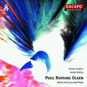 OLSEN, P.R.: Music for Cello & Piano