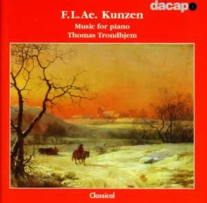 F L A Kuntzen: Piano Music